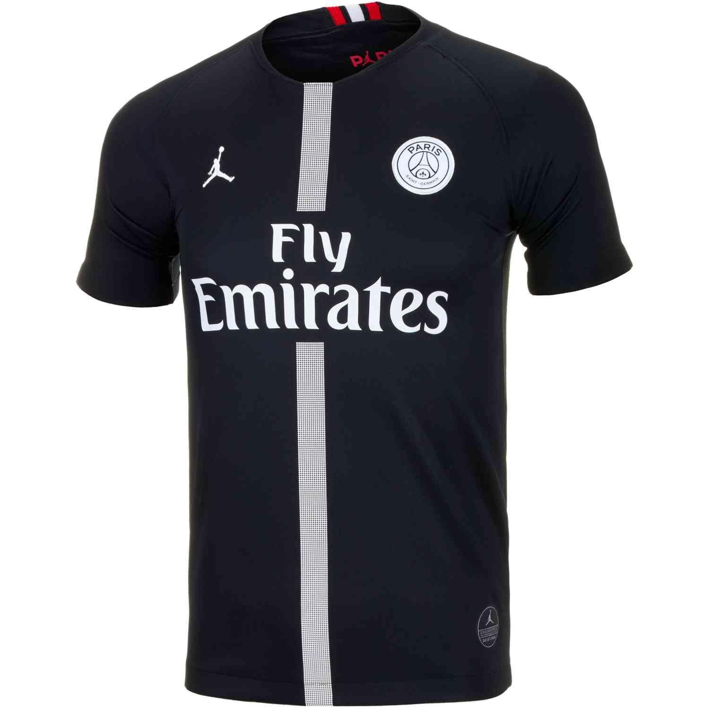 2018 19 Kids Jordan Psg 3rd Jersey Soccerpro Psg Jersey Paris Saint Germain