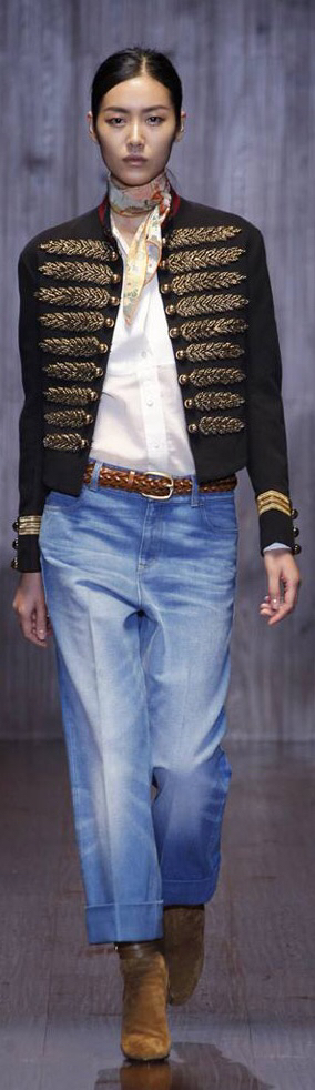 GUCCI SPRING SUMMER 2015