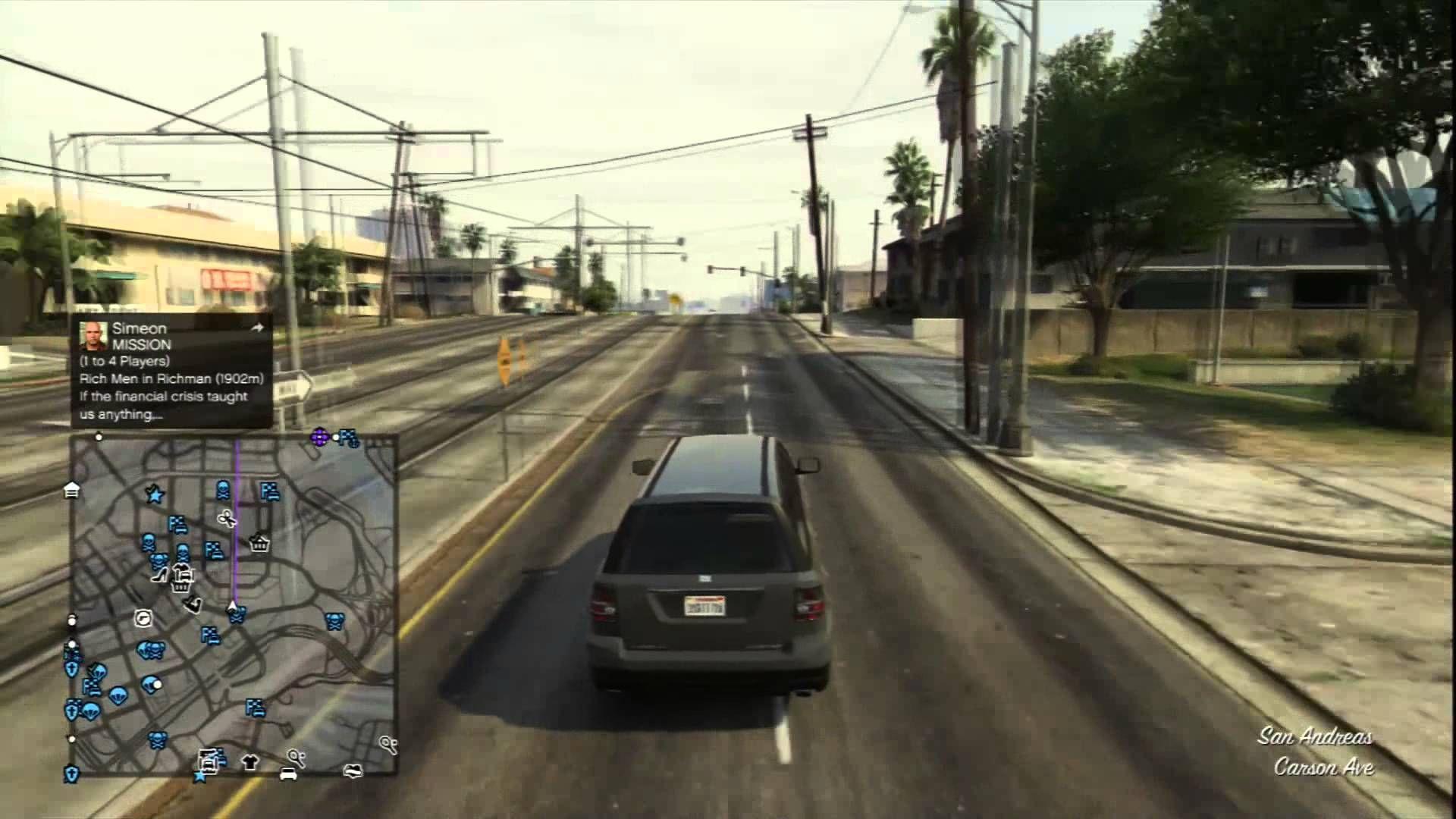 gta 5 find cars for simeon