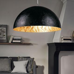 Lichtdesign Skapetze s luce blister pendelleuchte 55 cm schwarz gold esstischle