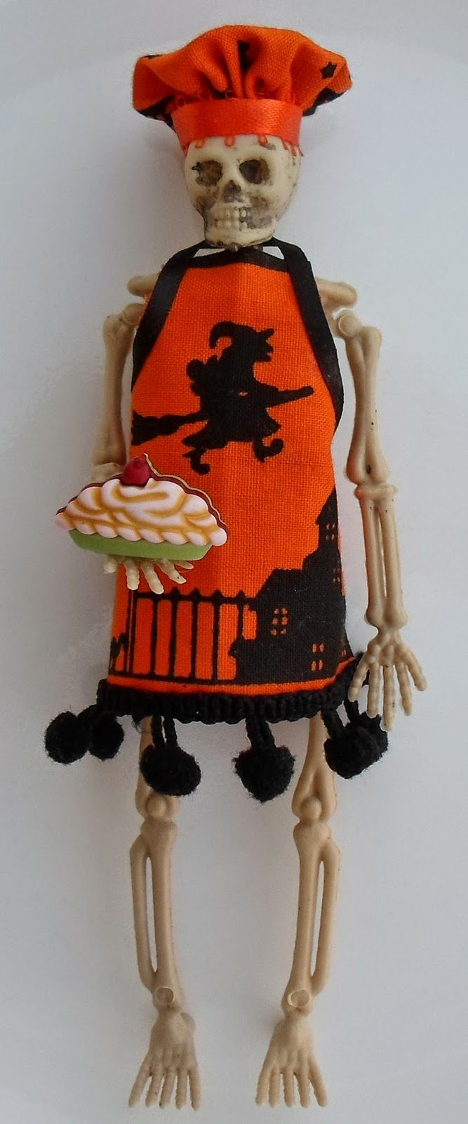 Pin by Margo Wright on Halloween Pinterest Skeletons and Ornament - Homemade Halloween Decorations Pinterest