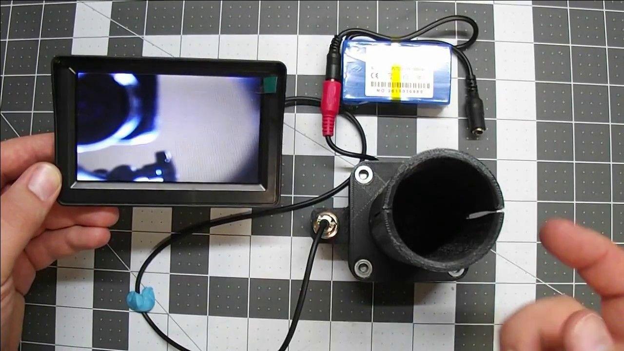 Diy Night Vision Scope Build Part 2 Night Vision Night Vision Monocular Dash Camera