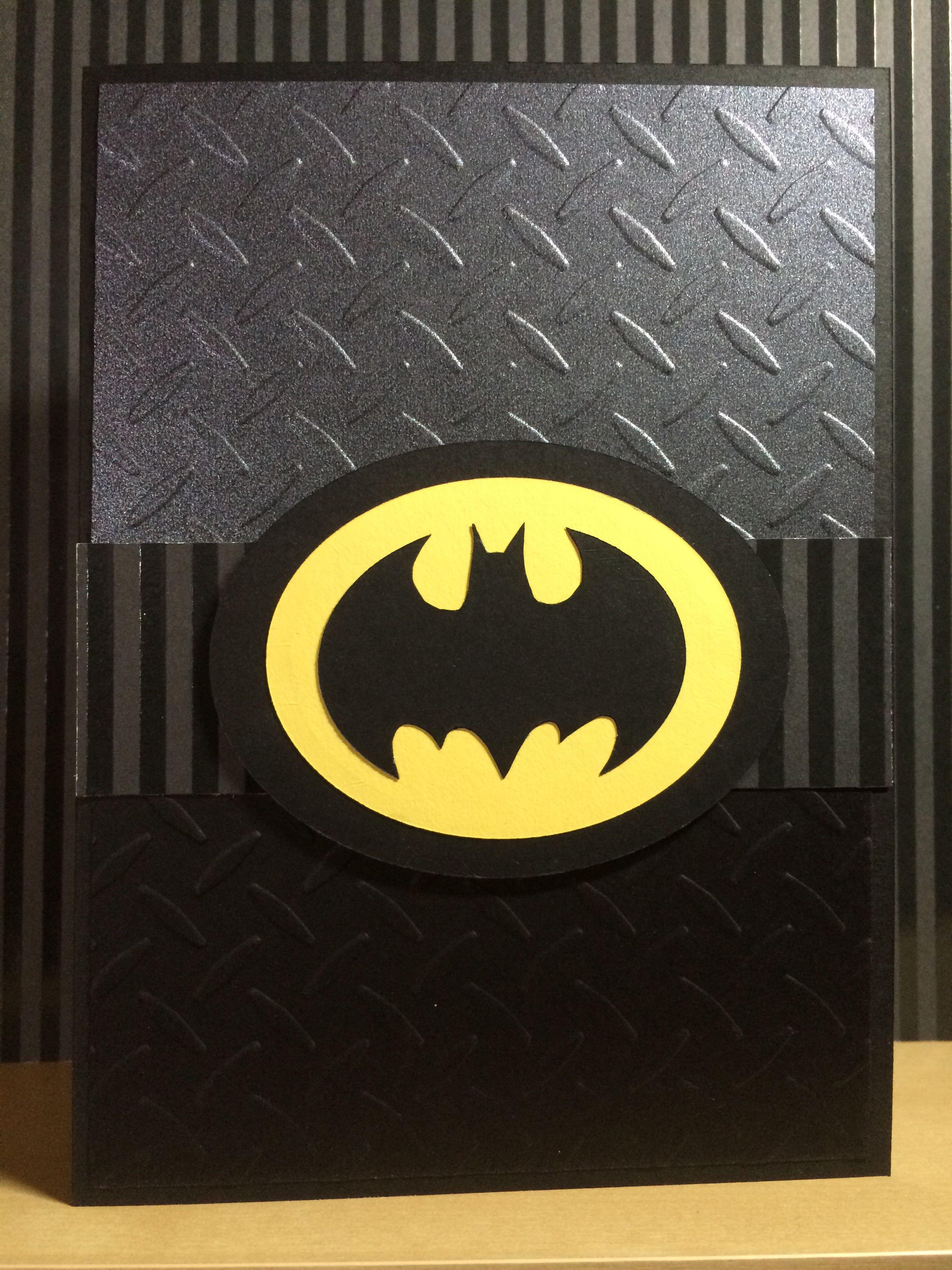 Batman Card Cool Birthday Cards Birthday Cards For Boys Boy Cards