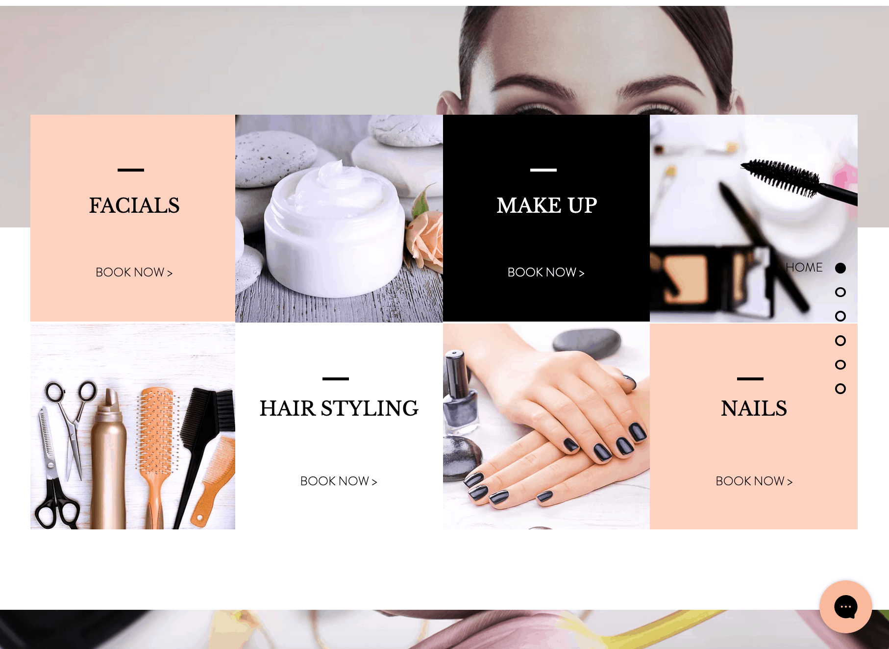 The Best Salon Website Builders (Free Hair & Beauty Design Templates)