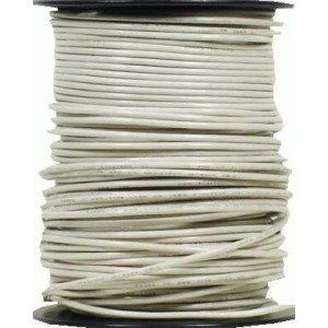Southwire Company 500\' Wht 10 Solid Wire 11596401 Thhn 600V Building ...
