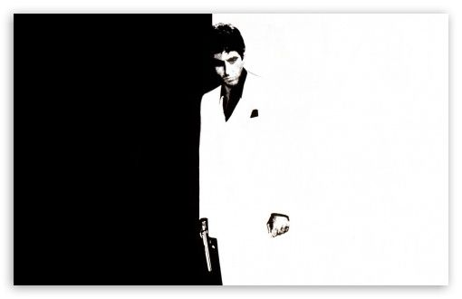 Download Al Pacino Scarface 03 HD Wallpaper 4k uhd, Cine