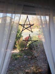 Stick Stars - Alban Arthan decoration