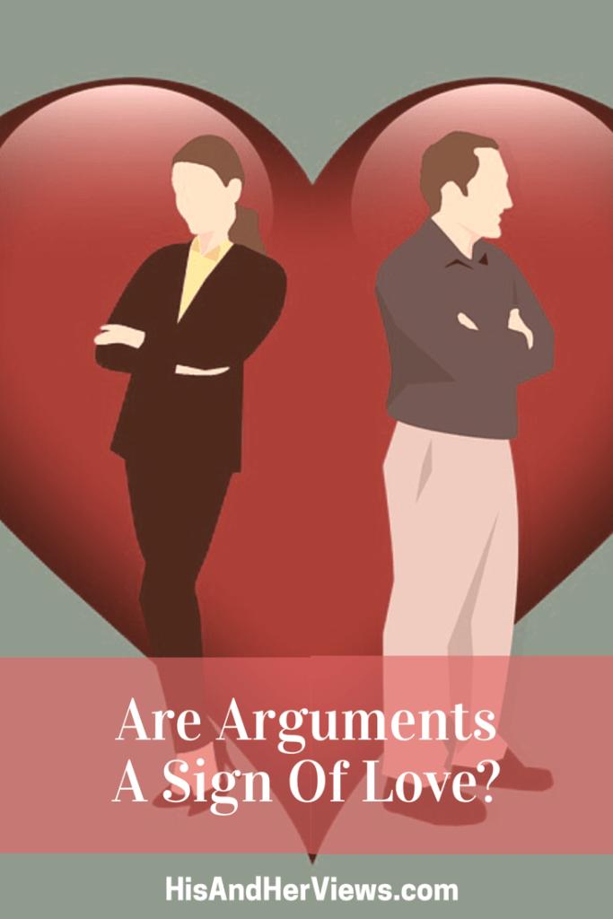 Dating arguments