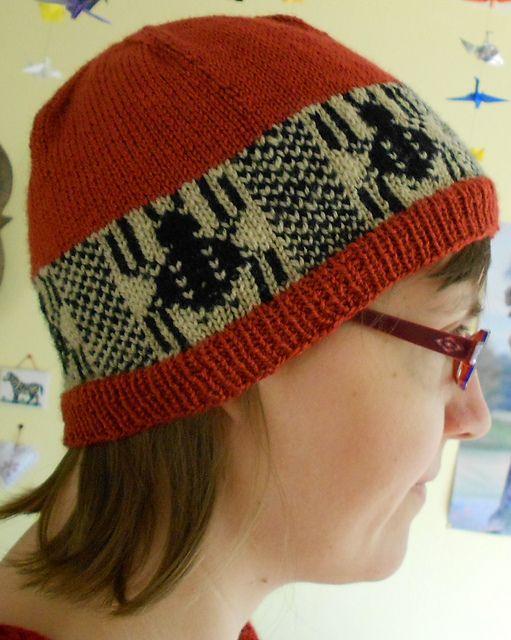 Ravelry: Arania Exumai Hat pattern by Lea Bronnenkant | Crochet ...