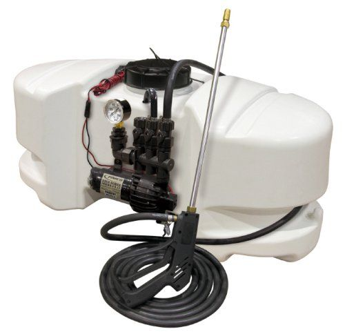 25 Gallon Spot Sprayer With A 12 Volt 21 Gpm Pump And Pressure Gauge Click On The Image For Additional Details Sprayers Accessories Diaphragm Pump