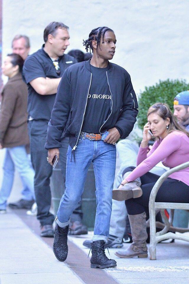 Strollin w/ A$AP Rocky