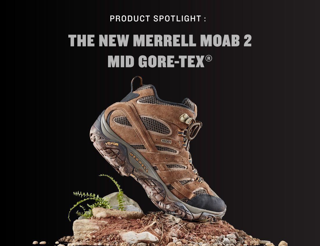 merrell mens moab 2 mid gtx boot fail