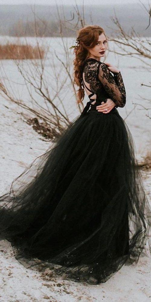 Vestiti Da Sposa Gotici.Un Abito Da Sposa Alternativo La Fata Madrina Alessandra