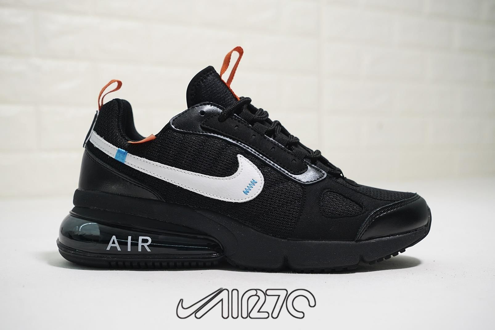 Nike Air Max 270 Futura x OFF WHITE Custom Men's & Women's Shoe