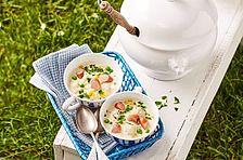 Schwedische Sommersuppe