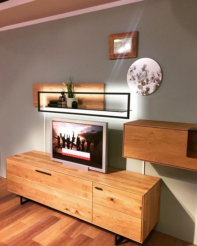 Pin Von Mobel Eilers Auf Home In 2020 Eiche Holz Wohnen Wohnzimmermobel