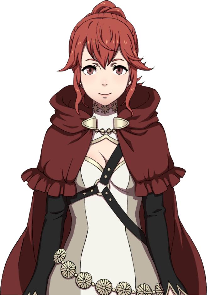Anna/Gallery Fire emblem characters, Fire emblem, Fire