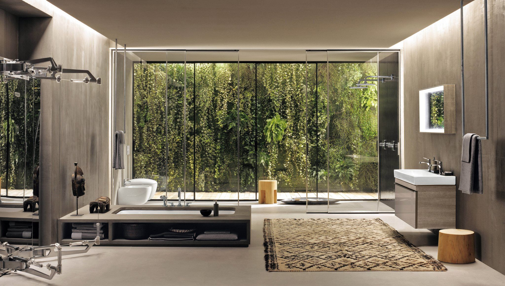 fascinating luxury bathroom. Luxury Bathroom Sanitaryware And Furniture Specialists, Keramag Design Will Exhibit At For The First Time This Year Be Showcasing Their Fascinating