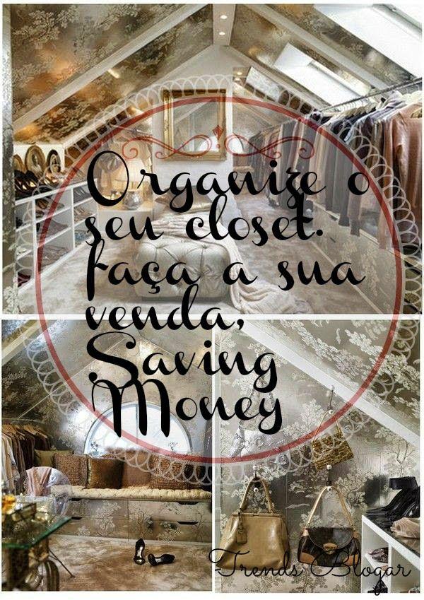 Venda os seus items e ganhe dinheiro organizando a casa