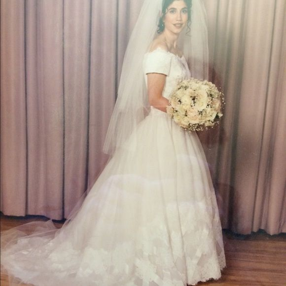 Galina Wedding Gown - Small Size