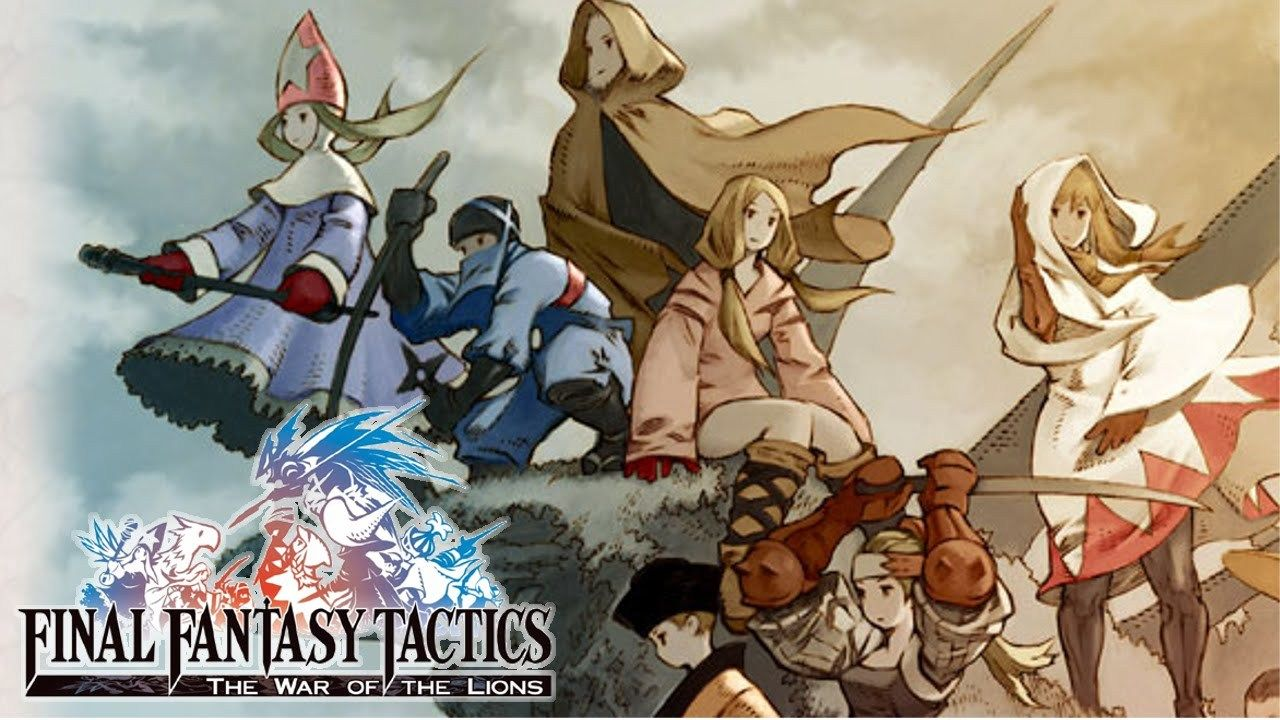 final fantasy tactics mod apk