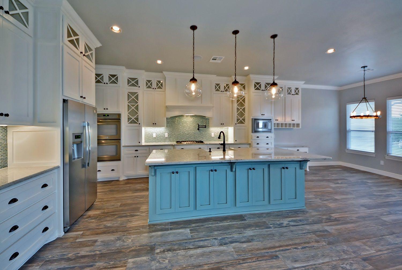 Custom Farmhouse | Richmond Signature Homes | New home ideas ...