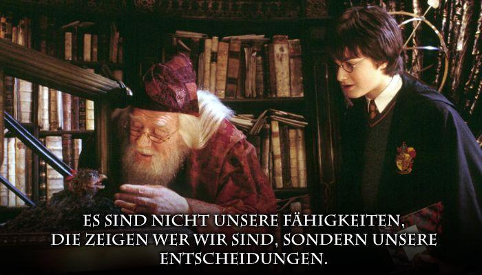 Die besten Zitate aus Harry Potter: Die bekanntesten ...
