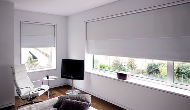 Ventajas del screen para cortinas y estores arquitectura - Estores screen madrid ...