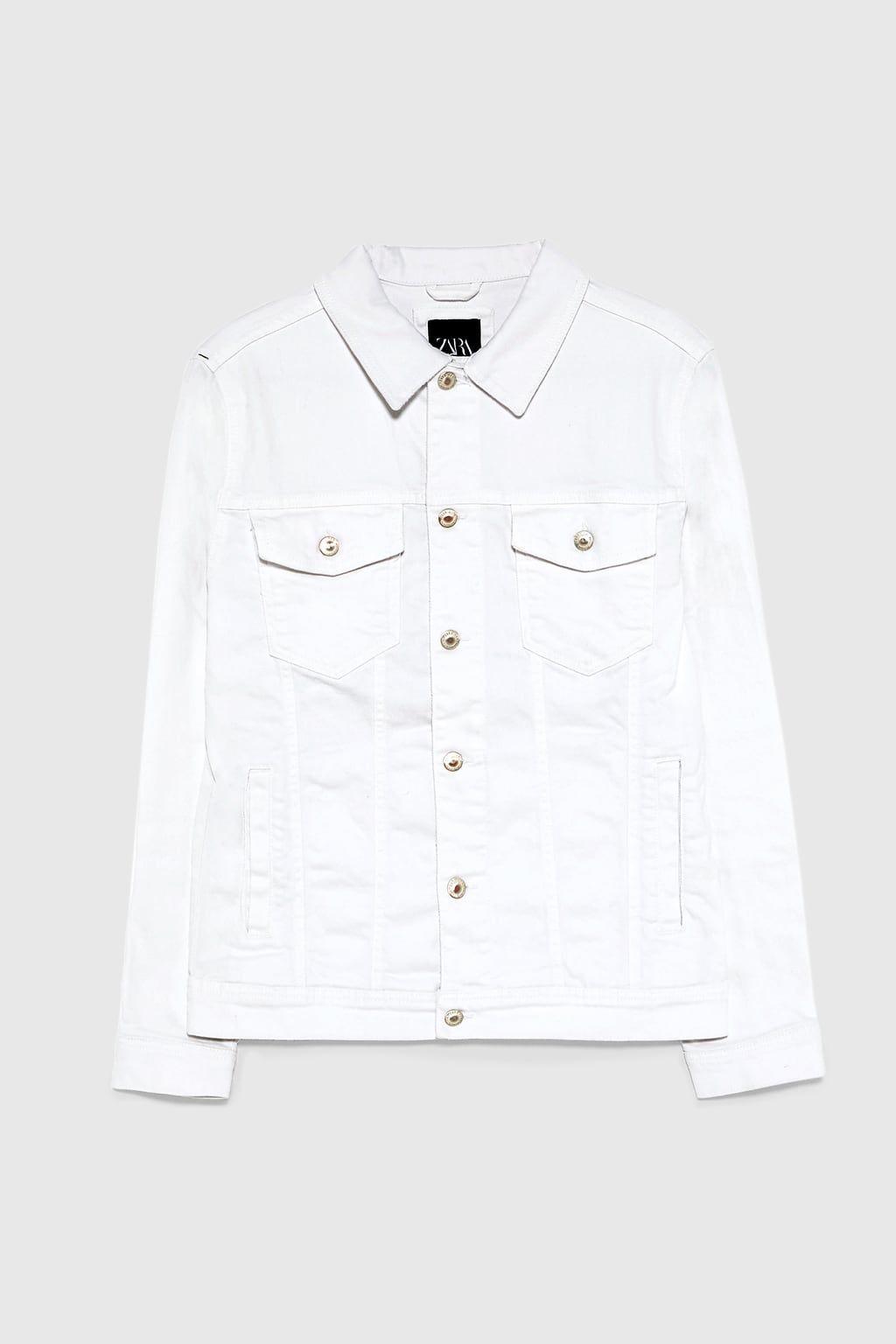 Soft Denim Jogging Pants View All Jeans Man Zara United States Men Shirt Style Denim Jacket Mens Shirts