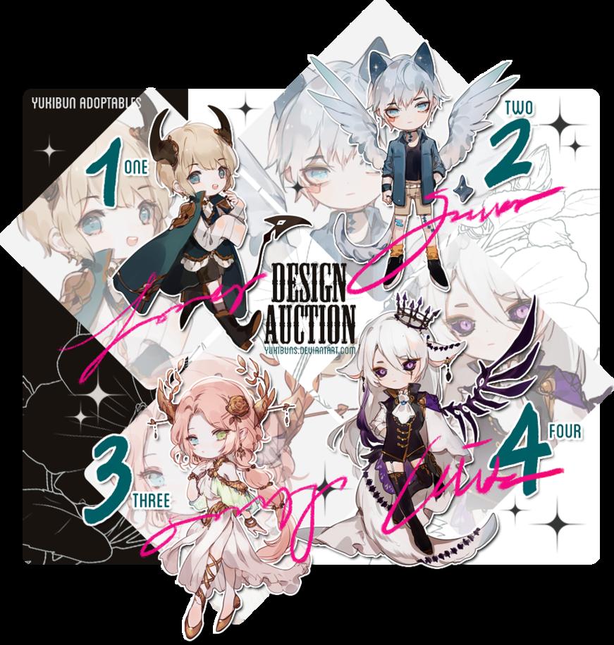 [mixed batch] auction [open!] *** by yukibuns