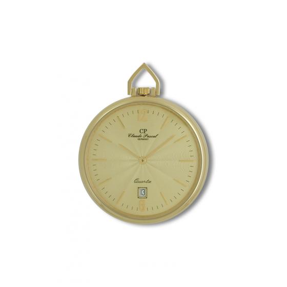 Früher waren #Taschenuhren ganz aktuell, doch heute sind Sie ein modischer Blickfang. Genau wie diese #Claude Pascal