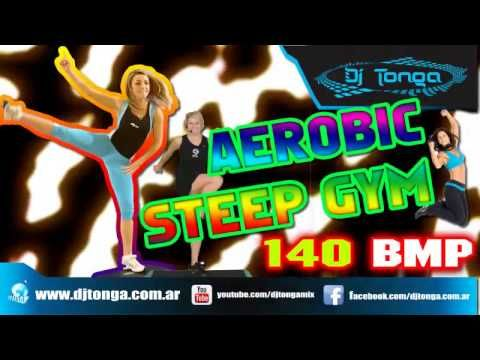 MUSICA Para Clases de GYM STEP AEROBICS BODY PUMP MIX 140