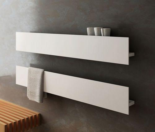 Radiatore scaldasalviette ad acqua calda di alluminio moderno t by matteo thun antonio - Porta acqua termosifoni ...