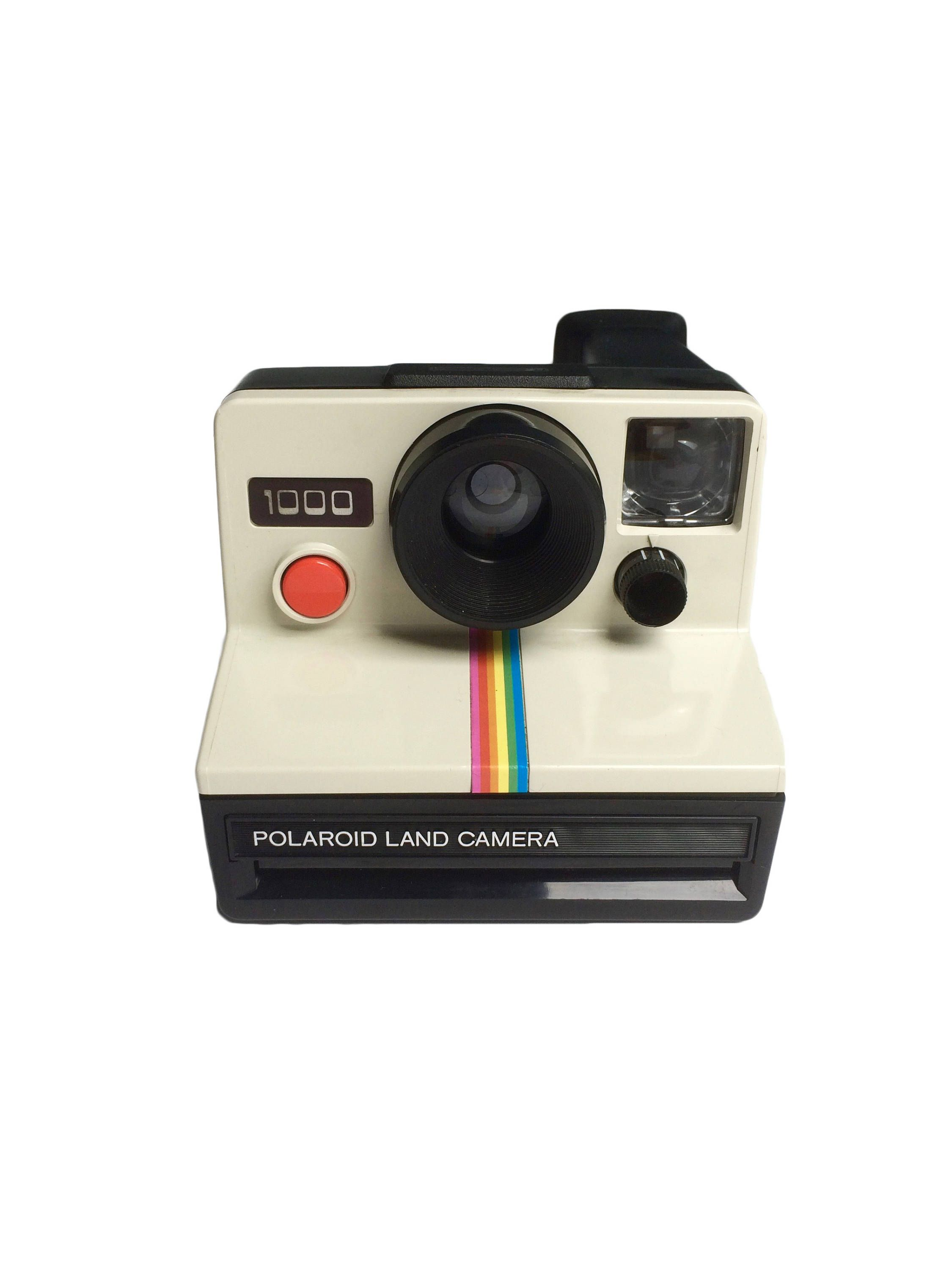 Photo printer polaroid vintage