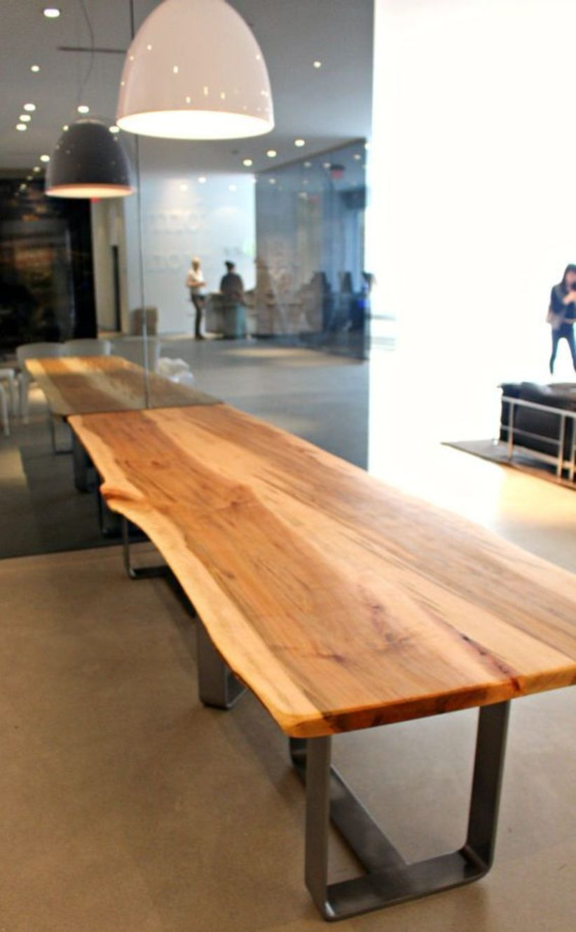 48 Unique Dining Table Design With Wood Maple Dining Table
