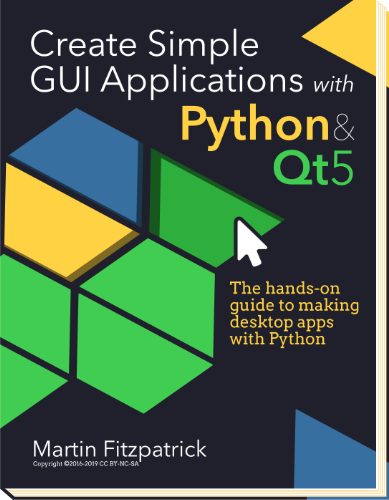 Your first GUI app with Python and PyQt in 2020 Python
