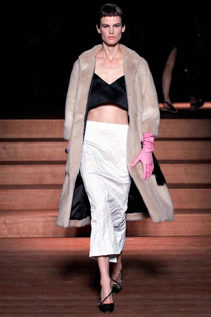 Miu Miu Spring 2013 RTW - Review - Vogue