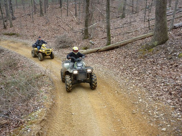 Get The Adrenaline Pumping At The Wayne National Forest Atv Trails