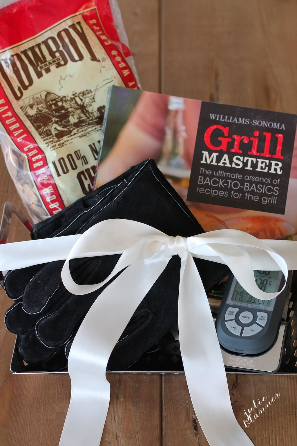 Gifts in a basket tips for gift giving grill