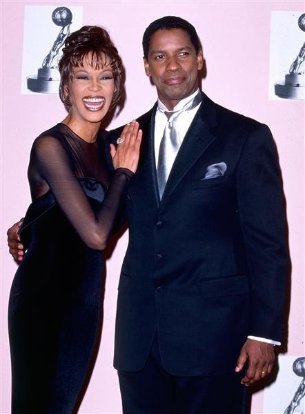 Whitney Houston - Denzel Washington