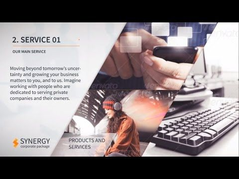 Corporate services video presentation after effects template corporate services video presentation after effects template youtube cheaphphosting Choice Image