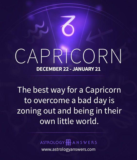 free capricorn horoscope today