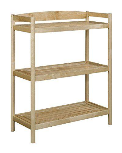 Exmore Bookshelf Media Console With Adjustable Shelf
