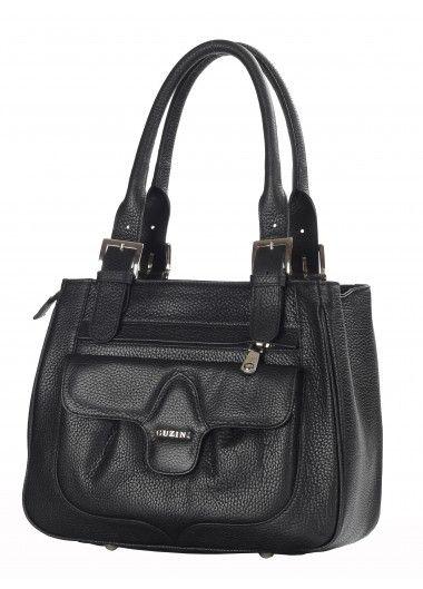 Devona Siyah Deri Canta Leather Hanbags Devona Model Hakiki Deri Bayan Kol Cantasi Deri Canta Siyah Deri Canta