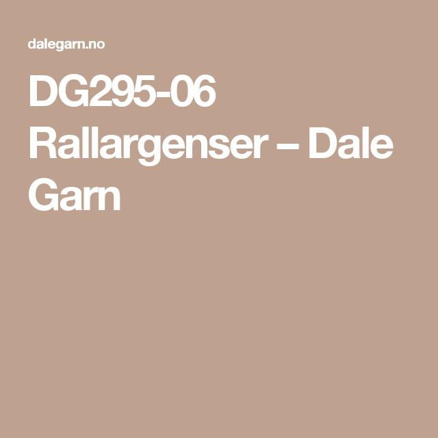 DG295 06 Rallargenser | Dale Garn