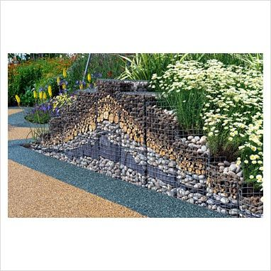 gabion privacy walls garden plant picture library pyramid gabion retaining wall - Gabion Retaining Wall Design