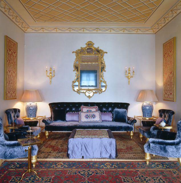John stefanidis house on bosphorus designer john for John stefanidis interior design