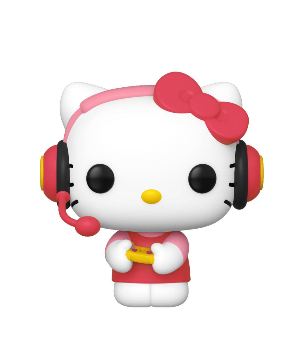 POP! Sanrio Hello Kitty Gamer Hello Kitty Only at