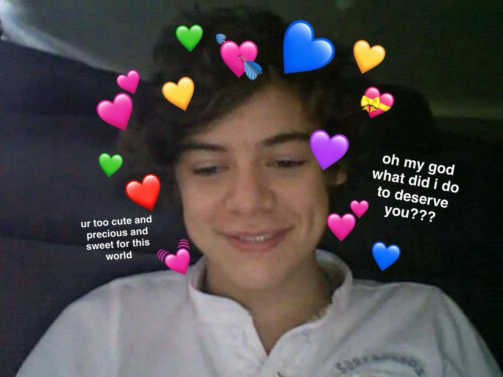 Pin De Kyung Saa Em One Dead Memes De Amor Memes Apaixonados One Direction Fotos
