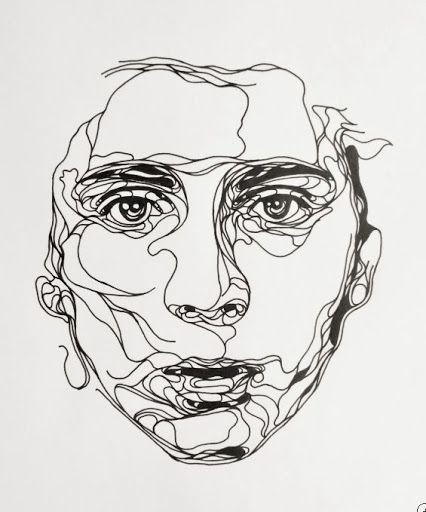 pinterest//annarshapiro #penandink #pen drawing #linedrawing